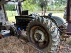 Ford tractor .