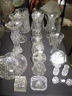 Estate Cut Glass & Crystal