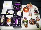 Christopher Radko Halloween ornaments