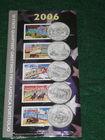 State Stamp/Quarter Set