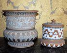Doulton Lambeth pottery