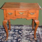 English antique dressing table