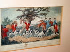 Early 1800's Hand Colored Engraving