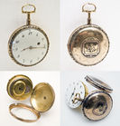 18TH/EARLY 19TH C. FRENCH FUSEE VERGE