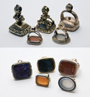 HARDSTONE/OTHER WATCH FOBS