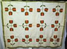 19th c Hand Stitched & Hand Quilted