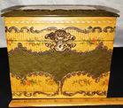Antique Celluloid Collar Box
