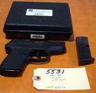 5531-Kel-Tec P-40, .40 S&W, NIB