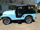 1965 Jeep 4cyl 3 Speed