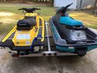 Kawasaki 1100 & Polaris 750