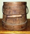 Small 19th c Sugar Bucket