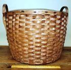 "Large Splitn Basket 19 1/2"" w"