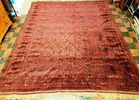 Hand Woven Room Size Carpet