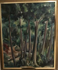 Oil on canvas sgnd and dated '29