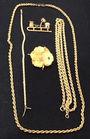 Fine gold jewelry