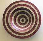 Dean McIlwain wooden wall bowl