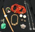 Gold, silver platinum etc jewelry