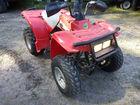 Yamaha Timberwolf ATV