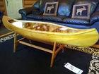 Custom Made Canoe Table