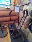 Deer Antler Fireplace Set