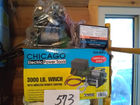 New Chicago 3000 Lb Winch