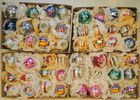 Vintage Christmas Ornaments By The Box