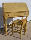 Writing Desk W/ Low Back Chair