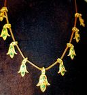 18K Gold Lady's Necklace