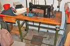 Necchi upholstry sewing machine