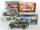 Die Cast Vehicle Toys