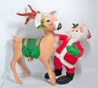 Annalee Plush Christmas Figures