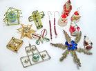 Czech or Japan Beaded Ornaments