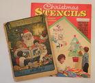 1923 May Co. Give Away Santa Book