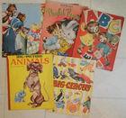 1940's-50's Picture Books
