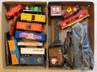 Box Lots Train Cars & Other