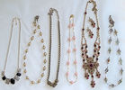 More Beaded Necklaces