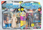 Star Trek Figures, Unopened