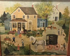 Jeanne Davis painting