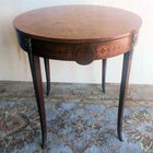 Inlaid small table