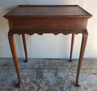 Queen Anne tea table