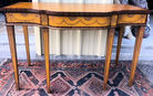 Stuart Swan decorated table