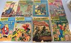 Lot 86 Forty four Classics Illustrated