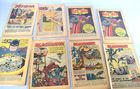 Lot 107 Comic group without covers