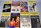 Lot 120 1970s/'80's signed playbills