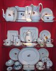 Collection of Tea Leaf Ironstone