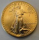1987 $50 Gold Eagle, 1 Oz. Gold