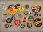 Vintage Advertising Pinbacks
