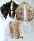 Fur Wraps & Collars for Warmth