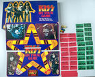 Aucoin Kiss On Tour Board Game