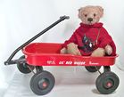 Roadmaster Wagon, Jointed Bear